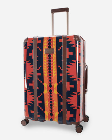 "SPIDER ROCK 28"" SPINNER LUGGAGE IN RUST/NAVY"