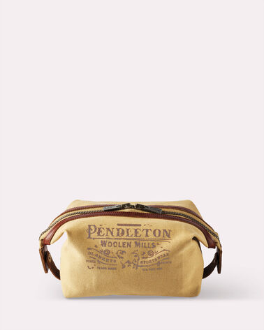 COTTON CANVAS ESSENTIALS POUCH