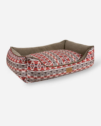 ADDITIONAL VIEW OF X-LARGE MOUNTAIN MAJESTY DOG BED IN MOUNTAIN MAJESTY