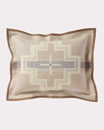 ADDITIONAL VIEW OF SANTA CLARA SHAM IN TAUPE