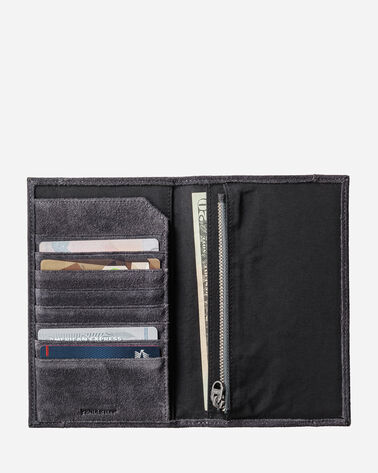 SAN MIGUEL SECRETARY WALLET, GREY MIX, large