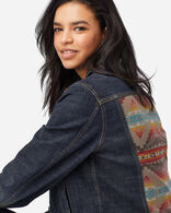 WOMEN'S SIERRA RIDGE JEAN JACKET IN DENIM