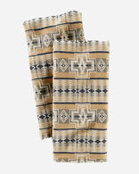 HARDING DISHTOWELS SET OF 4 IN TAN HARDING