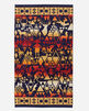 HARRY POTTER MAGICAL CREATURES TOWEL IN MULTI