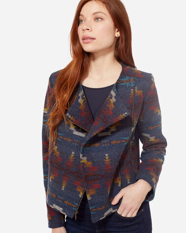 TUCSON WOOL MOTO JACKET, TUCSON BLUE, large