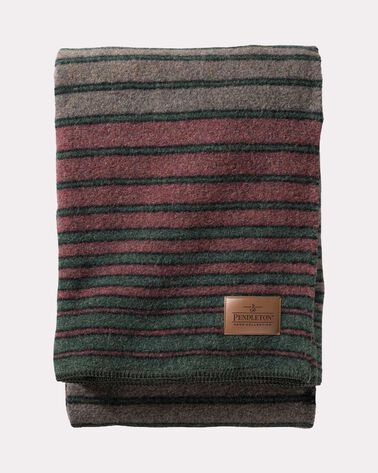 HEMRICH STRIPE CAMP BLANKET