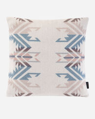 WHITE SANDS PRINTED PILLOW