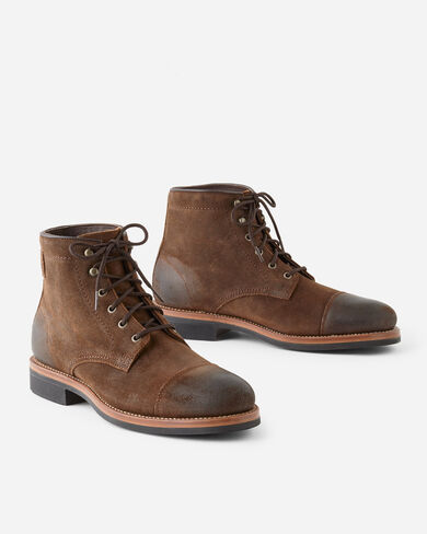 IKE LACE-UP BOOTS, , large