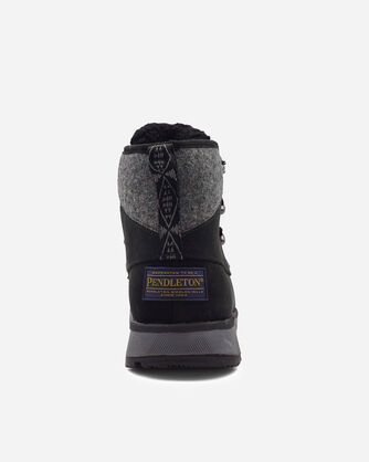 ADDITIONAL VIEW OF WOMEN'S TORNGAT TRAIL LACE-UP BOOTS IN BLACK