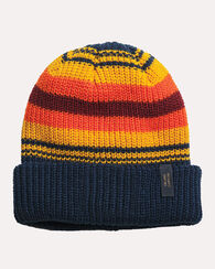 NATIONAL PARK BEANIE, GRAND CANYON STRIPE, large