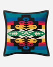 ADDITIONAL VIEW OF TUCSON PILLOW IN BLACK
