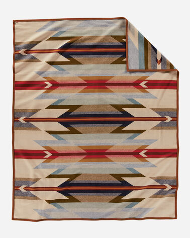 WYETH TRAIL BLANKET IN BEIGE