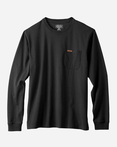 MEN'S LONG-SLEEVE DESCHUTES POCKET TEE