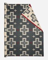SAN MIGUEL FABRIC IN BLACK HEATHER