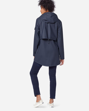 ADDITIONAL VIEW OF WOMEN'S CANNON BEACH JACKET IN NAVY