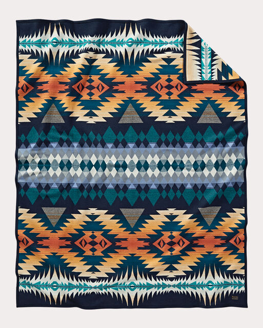NIGHT DANCE BLANKET