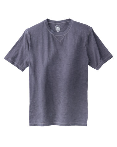 OTTER ROCK TEE, PEBBLE BEACH GREY, large