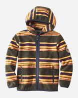 KIDS' BADLANDS FLEECE ZIP HOODIE