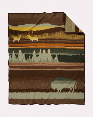 BUFFALO WILDERNESS BLANKET