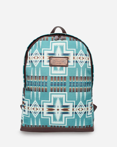 HARDING BACKPACK IN AQUA