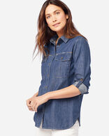 WOMEN'S STITCHLINE CHAMBRAY SHIRT