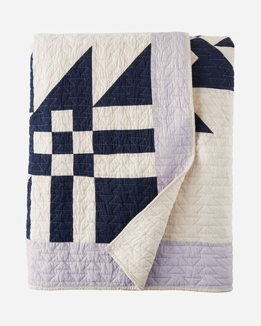 GOOSE LAKE PIECED QUILT SET