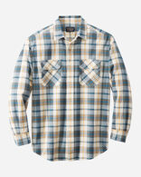 MEN'S BEACH SHACK COTTON TWILL SHIRT