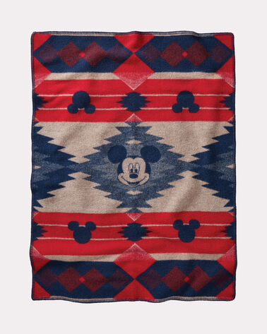 DISNEY'S MICKEY'S FRONTIER KIDS BLANKET