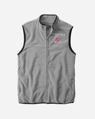 PENDLETON WHISKY FLEECE VEST, CHARCOAL HEATHER, large