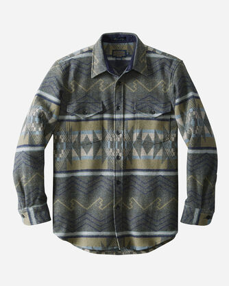 FITTED PINETOP SHIRT, , large