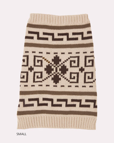 ADDITIONAL VIEW OF WESTERLEY DOG SWEATER IN WESTERLY