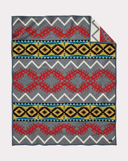 Cactus Trail Blanket Collection
