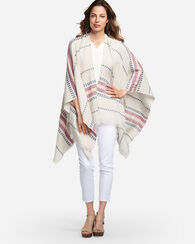 SERAPE STRIPE WRAP