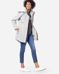 WOMEN'S SIGNATURE JOSEPHINE JACKET, ALUMINUM, large