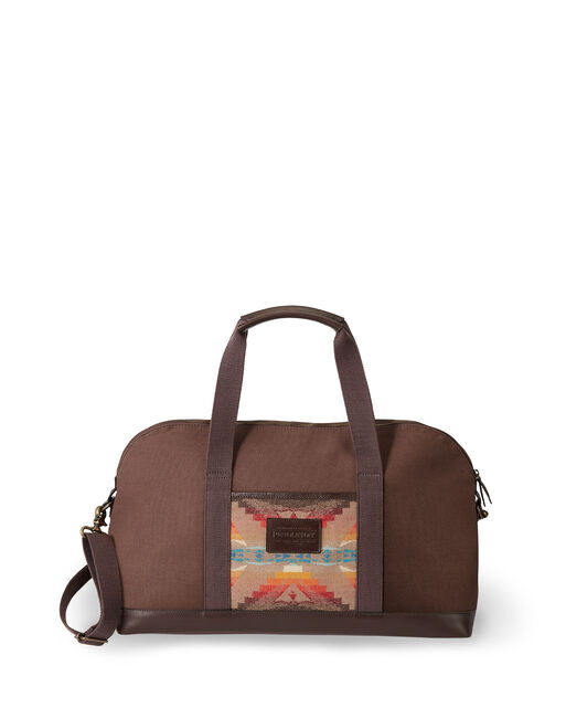 SIERRA RIDGE WEEKENDER BAG IN BROWN