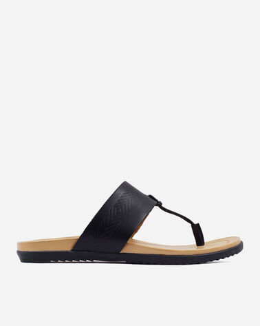 WOMEN'S MADEIRA BEACH SANDALS IN BLACK