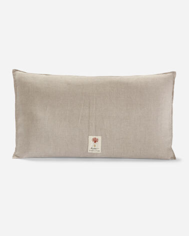 ADDITIONAL VIEW OF THUNDERBIRD PILLOW IN NATURAL