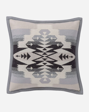 ADDITIONAL VIEW OF TUCSON PILLOW IN IVORY