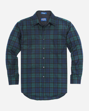 MEN'S FITTED FIRESIDE SHIRT