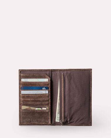 AMERICAN WEST SECRETARY WALLET, AMERICAN WEST, large