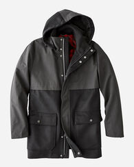 PENDLETON SIGNATURE WOODLAND HILLS COAT, BLACK/BLACK, large