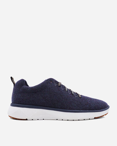 MEN'S PENDLETON WOOL SNEAKERS IN NAVY HEATHER