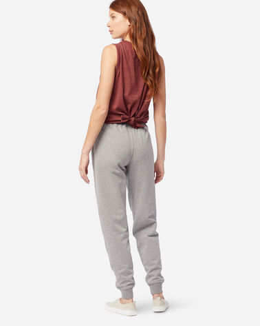 ALTERNATE VIEW OF 10351_2432.jpg IN WOMEN'S JOGGER SWEATPANTS IN LIGHT GREY HEATHER