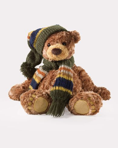 BADLANDS NATIONAL PARK BEAR, OLIVE, large