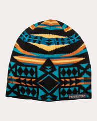 LA PAZ KNIT WATCH CAP, TURQUOISE, large