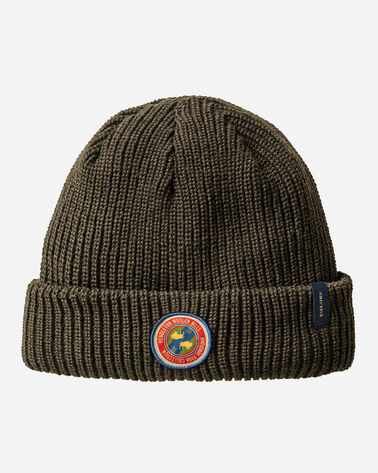 ADDITIONAL VIEW OF REVERSIBLE NATIONAL PARK STRIPE BEANIE IN BADLANDS STRIPE