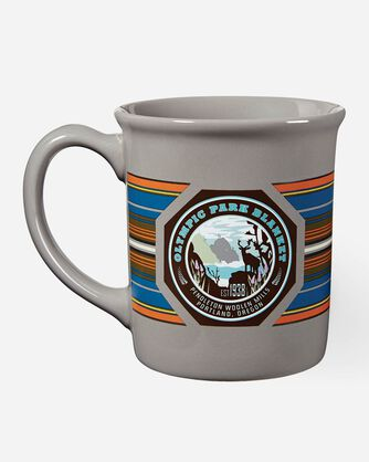 NATIONAL PARK COFFEE MUG, OLYMPIC, large