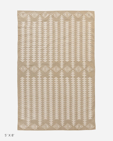 COTTON WOVEN DHURRIE RUG