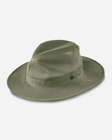 BREEZER HAT, OLIVE, large