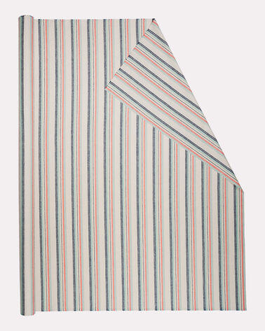 STRIPE FABRIC, TAN MULTI, large